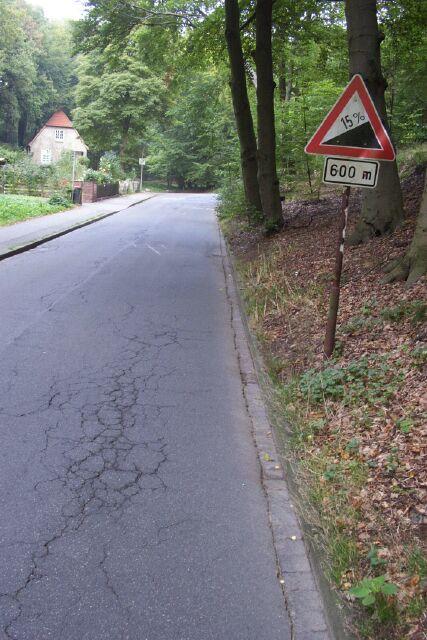 Waseberg-Rennrad-Hamburg