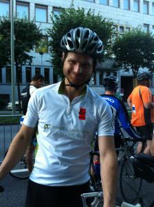 Cyclist aus Altona: Felix