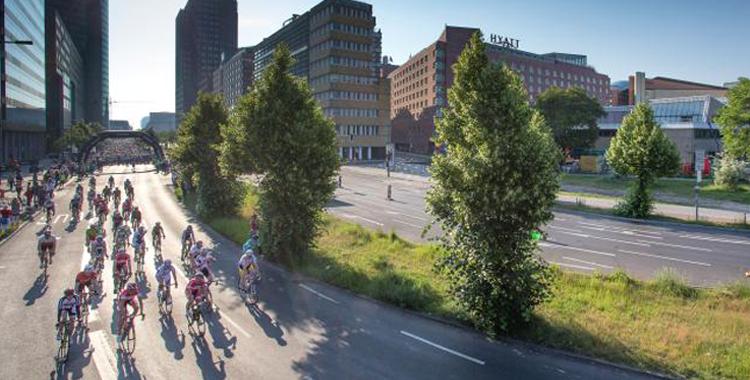 Velothon Cyclisten