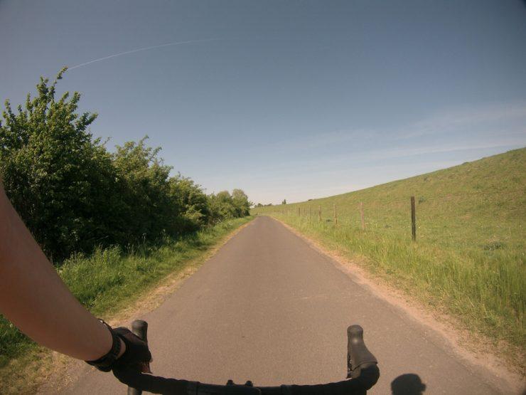 Was beim Rennradtraining mitnehmen, damit die Tour kein schlechtes Ende nimmt?