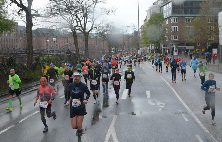 Hamburg Marathon 2017