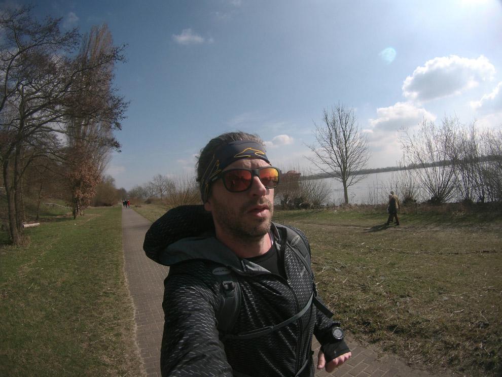 Vorbereitung auf dem Hamburg Marathon
