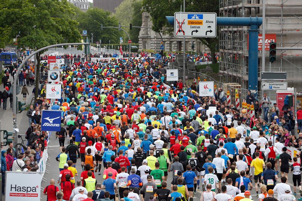 Hamburg-Marathon