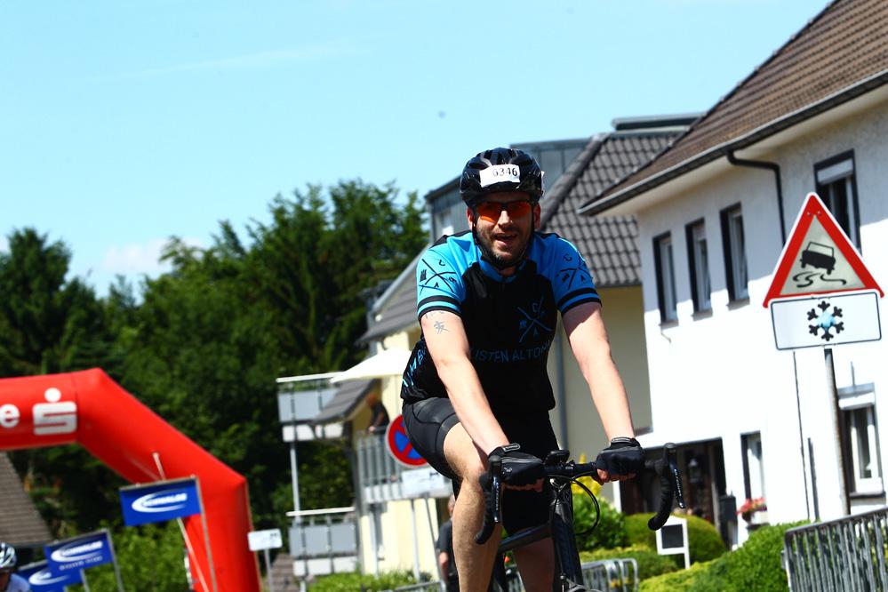 Bergwertung Rund um Köln 2015